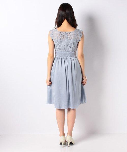 Eimy Peral(エイミーパール(ドレス))/パールネックレス付きドレス/24449_img15