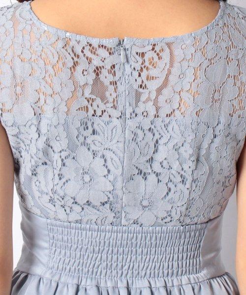 Eimy Peral(エイミーパール(ドレス))/パールネックレス付きドレス/24449_img17