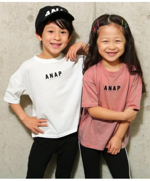 ANAP KIDS(アナップキッズ)/BACKプリントTシャツ/0437800036_img04