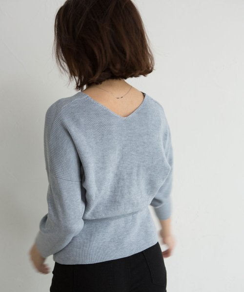marjour(マージュール)/WINTER PASTEL KNIT/750119_img23