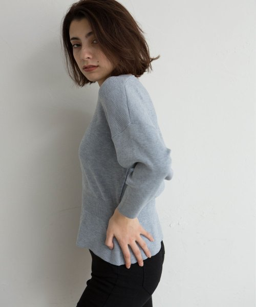 marjour(マージュール)/WINTER PASTEL KNIT/750119_img25