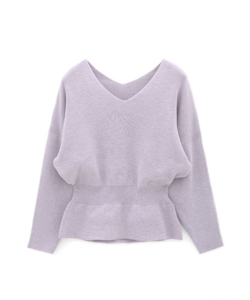 marjour(マージュール)/WINTER PASTEL KNIT/750119_img40