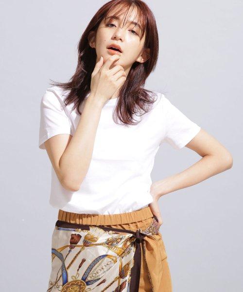 nano・universe(ナノ・ユニバース)/Calvin Klein Jeans/SOLID MERCERRIZED/6719124061_img01