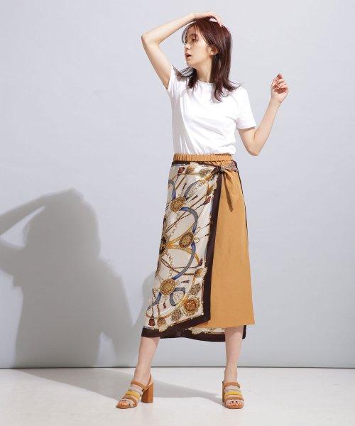 nano・universe(ナノ・ユニバース)/Calvin Klein Jeans/SOLID MERCERRIZED/6719124061_img05