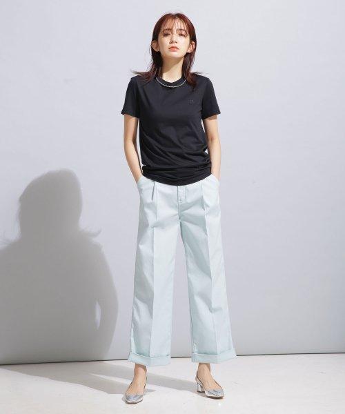 nano・universe(ナノ・ユニバース)/Calvin Klein Jeans/SOLID MERCERRIZED/6719124061_img09