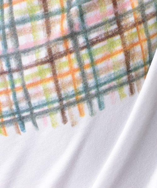 BENETTON (mens)(ベネトン(メンズ))/グラフィック半袖Tシャツ・カットソー/19P3U53J13C2_img09