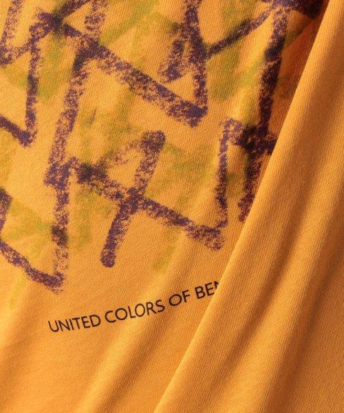 BENETTON (mens)(ベネトン(メンズ))/グラフィック半袖Tシャツ・カットソー/19P3U53J13C2_img18