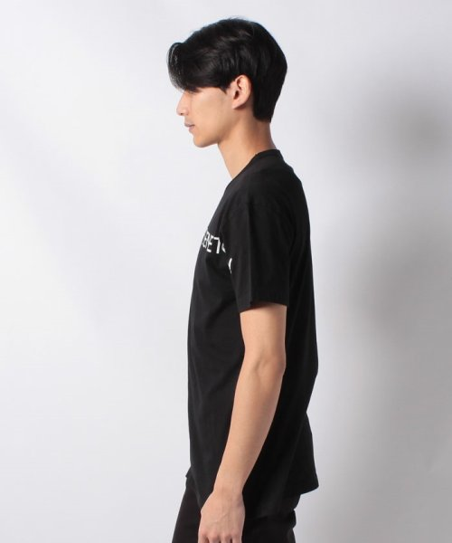 BENETTON (mens)(ベネトン(メンズ))/ヘリテージロゴ半袖Tシャツ・カットソー/19P3U53J13D2_img05