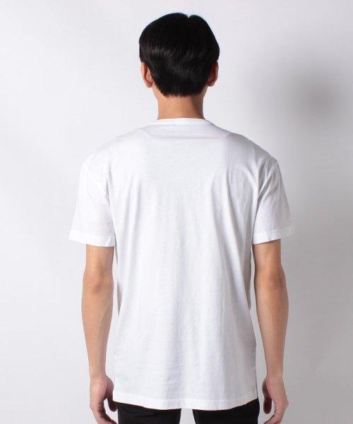 BENETTON (mens)(ベネトン(メンズ))/ヘリテージロゴ半袖Tシャツ・カットソー/19P3U53J13D2_img14