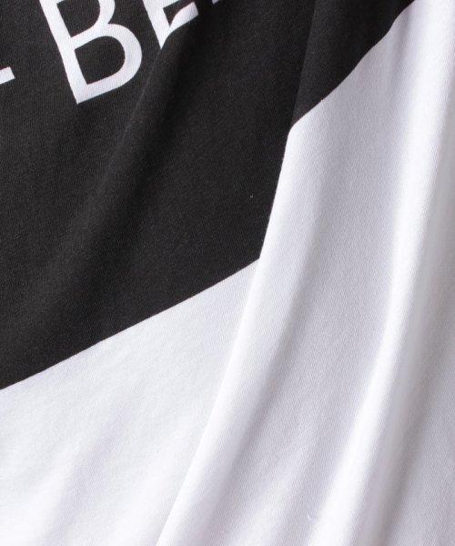 BENETTON (mens)(ベネトン(メンズ))/ヘリテージロゴ半袖Tシャツ・カットソー/19P3U53J13D2_img16