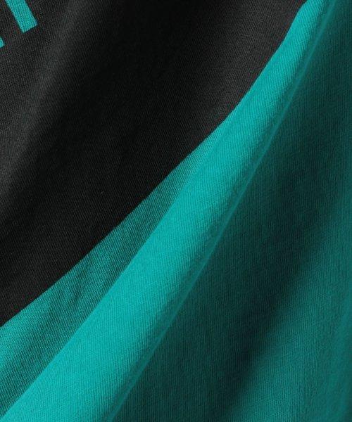 BENETTON (mens)(ベネトン(メンズ))/ヘリテージロゴ半袖Tシャツ・カットソー/19P3U53J13D2_img20