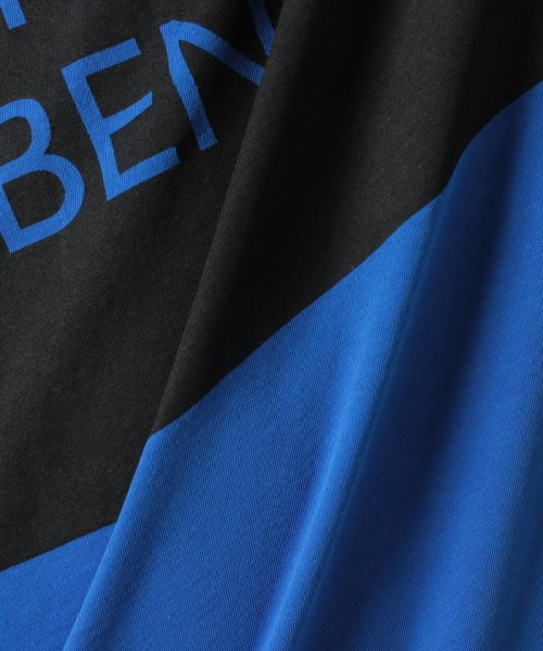 BENETTON (mens)(ベネトン(メンズ))/ヘリテージロゴ半袖Tシャツ・カットソー/19P3U53J13D2_img30