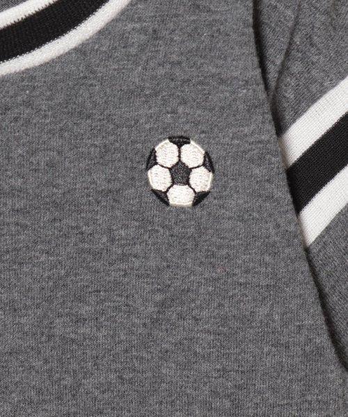 petit main(プティマイン)/ボール刺しゅうナンバリングTシャツ/9591230_img04