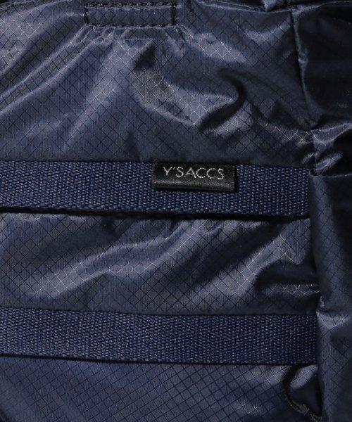 Y'SACCS(イザック)/トラベルシリーズ ボストンバッグ Sサイズ/Y910404_img05
