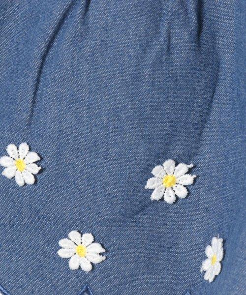petit main(プティマイン)/スカラップお花キュロット/9691118_img03
