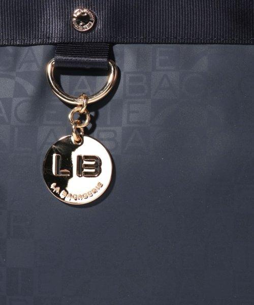 LA BAGAGERIE(ラ バガジェリー)/モノグラムプリントトートバッグSサイズ/B910802_img04