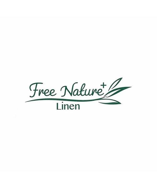 MAC HOUSE(men)(マックハウス(メンズ))/Free Nature Linen ボーダーポケット付きシャツ 391104MH/01215100112_img06