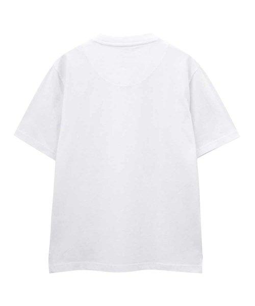 MAC HOUSE(men)(マックハウス(メンズ))/Dickies ディッキーズ サガラワッペンビッグTシャツ 9274-0722/01222006529_img03