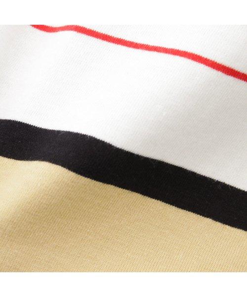 MAC HOUSE(men)(マックハウス(メンズ))/Real Standard マルチボーダーTシャツ  92-7207P-KJ/01222006542_img04