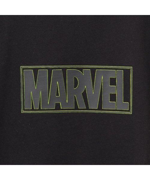 MAC HOUSE(men)(マックハウス(メンズ))/LOVE-T MARVEL ボックスロゴTシャツ 932040MH/01222006561_img04