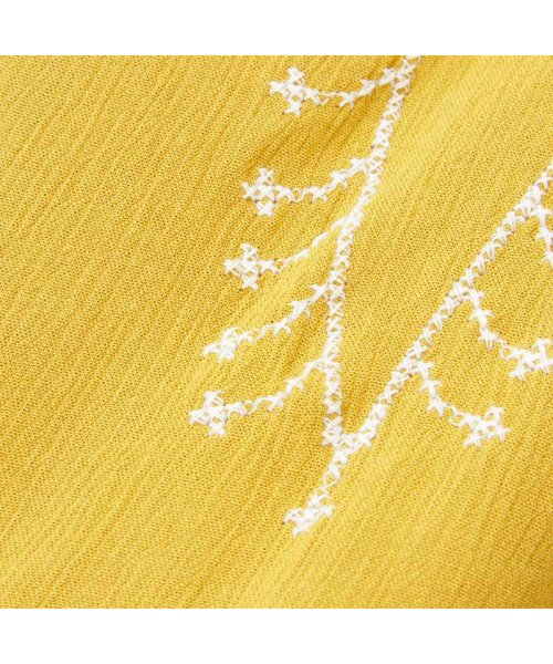 MAC HOUSE(women)(マックハウス(レディース))/Navy 刺繍ブラウス MLT-100-N/02212500260_img04