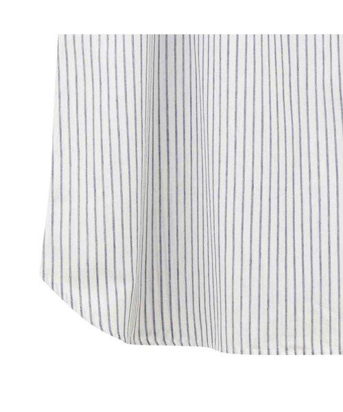 MAC HOUSE(women)(マックハウス(レディース))/Free Nature Linen 半袖ワンピース 391503MH/02212601661_img02
