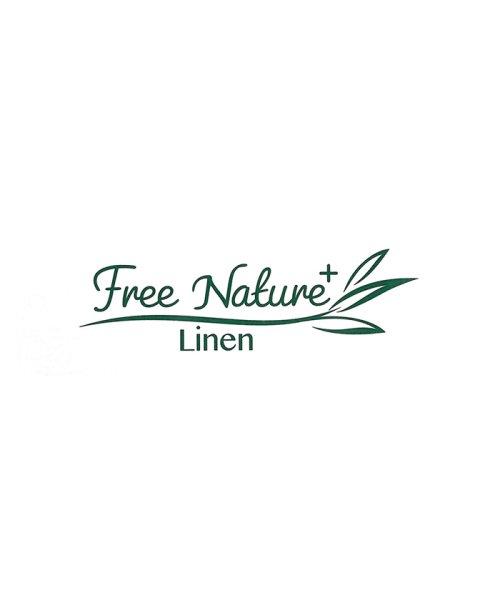 MAC HOUSE(women)(マックハウス(レディース))/Free Nature ノーカラー袖リボンブラウス 391501MH/02215500213_img05