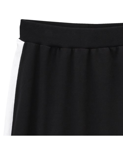 MAC HOUSE(women)(マックハウス(レディース))/FILA フィラ ミニ裏毛サイドラインナロースカート FL1682/02337900010_img01