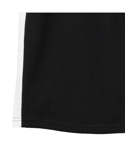 MAC HOUSE(women)(マックハウス(レディース))/FILA フィラ ミニ裏毛サイドラインナロースカート FL1682/02337900010_img02