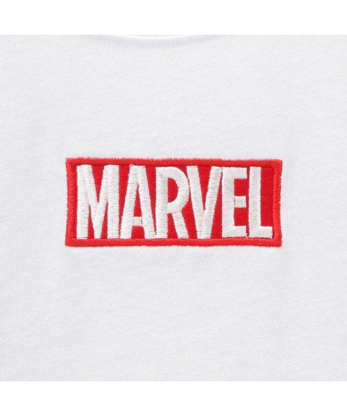 MAC HOUSE(kid's)(マックハウス(キッズ))/LOVE-T MARVEL 刺繍Tシャツ 326112016/03222002235_img04