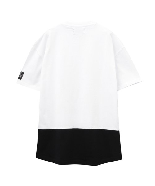 MAC HOUSE(kid's)(マックハウス(キッズ))/RICH MIX ボーイズ ビッグTシャツ 362573022/03222002277_img03