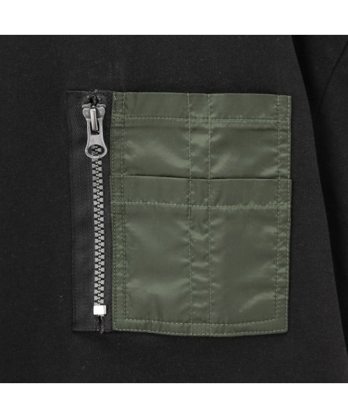 MAC HOUSE(kid's)(マックハウス(キッズ))/RICH MIX ボーイズ ポケット付きTシャツ 362573021/03223000221_img04