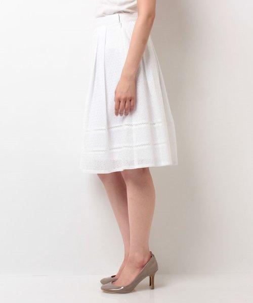 ELISA(エリザ)/【セットアップ対応商品】コットンローンレーススカート /27110371_img01