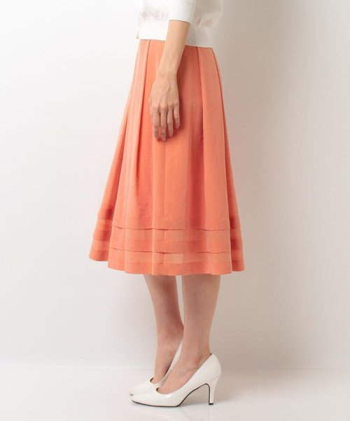 ELISA(エリザ)/シルクコットンボイルスカート/27110091_img02