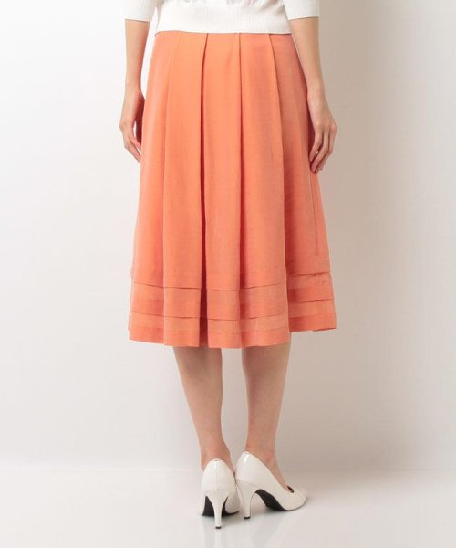 ELISA(エリザ)/シルクコットンボイルスカート/27110091_img03