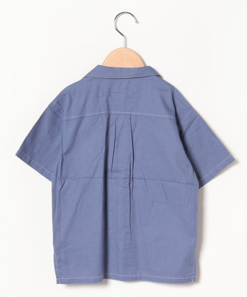 petit main(プティマイン)/オープンカラーシャツ/9591234_img01