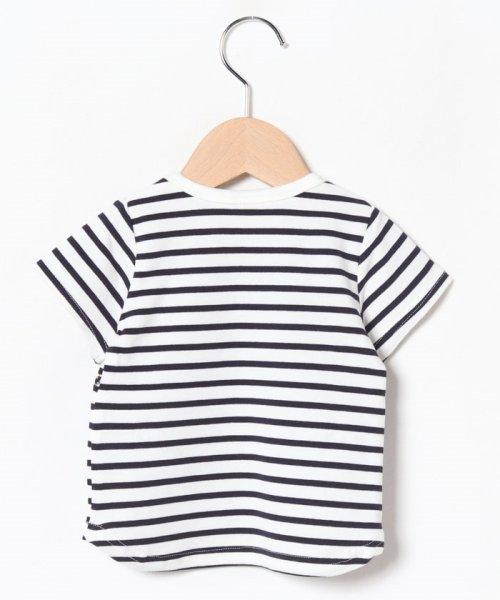 petit main(プティマイン)/バッグトロンプルイユTシャツ/9691247_img01