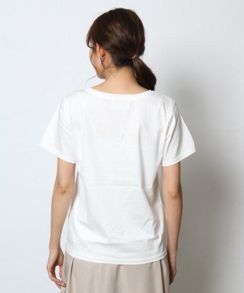SCOTCLUB(スコットクラブ)/Vin(ウ゛ァン) テープロゴTシャツ/081253975_img04