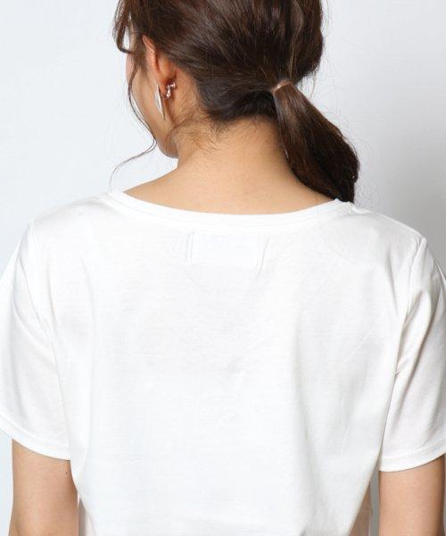 SCOTCLUB(スコットクラブ)/Vin(ウ゛ァン) テープロゴTシャツ/081253975_img06