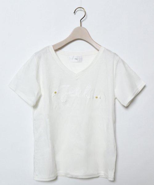 SCOTCLUB(スコットクラブ)/Vin(ウ゛ァン) テープロゴTシャツ/081253975_img12