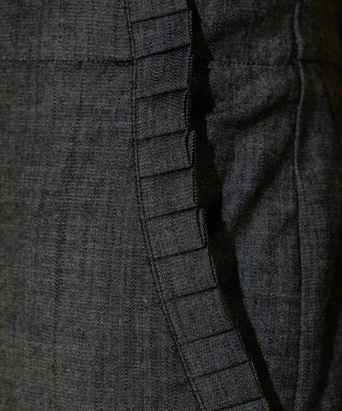 ketty cherie(ケティシェリー)/ストレッチシャンブレーデニムパンツ/413083021_img04