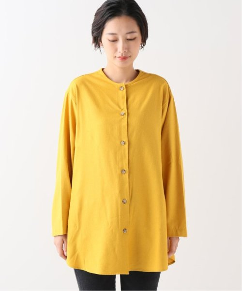 JOURNAL STANDARD relume(ジャーナルスタンダード レリューム)/【OR ~MIXED BUSINESS~】BASIC BUTTON UP SILK NOIL:ブラウス/19051463000410_img03