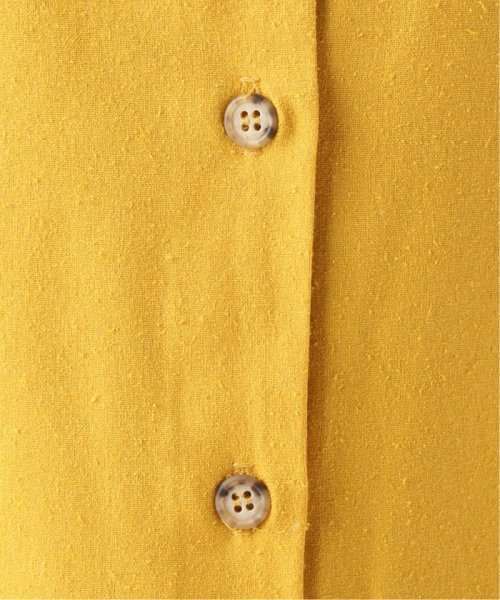 JOURNAL STANDARD relume(ジャーナルスタンダード レリューム)/【OR ~MIXED BUSINESS~】BASIC BUTTON UP SILK NOIL:ブラウス/19051463000410_img10