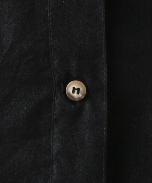JOURNAL STANDARD relume(ジャーナルスタンダード レリューム)/【OR ~MIXED BUSINESS~】ORGANZA BUTTON UP SILK:ブラウス/19051463000610_img09