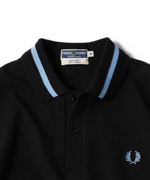 SHIPS MEN(シップス メン)/【Begin5月号掲載】FRED PERRY: SHIPS別注 ENGLAND ポロシャツ19SS/112115067_img01