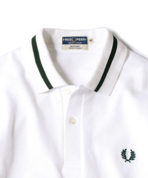 SHIPS MEN(シップス メン)/【Begin5月号掲載】FRED PERRY: SHIPS別注 ENGLAND ポロシャツ19SS/112115067_img06