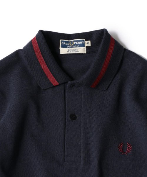 SHIPS MEN(シップス メン)/【Begin5月号掲載】FRED PERRY: SHIPS別注 ENGLAND ポロシャツ19SS/112115067_img13