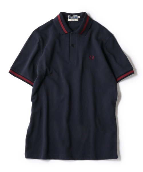 SHIPS MEN(シップス メン)/【Begin5月号掲載】FRED PERRY: SHIPS別注 ENGLAND ポロシャツ19SS/112115067_img16