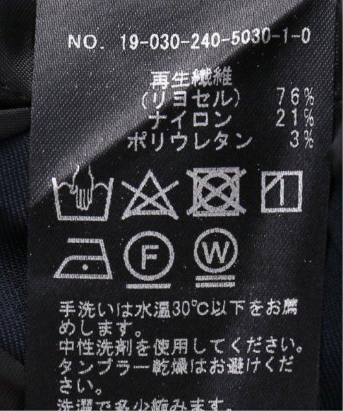 NOBLE(スピック&スパン ノーブル)/TEN/NYツイルテーパードパンツ◆/19030240503010_img22
