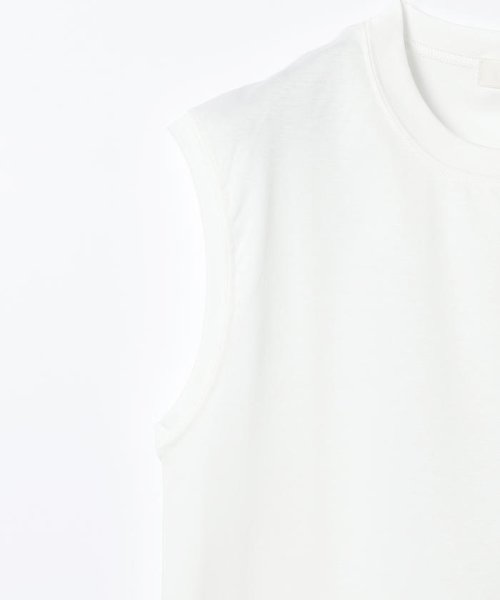 Demi-Luxe BEAMS(デミルクスビームス)/【Oggi7月号掲載】Demi-Luxe BEAMS / スムース ノースリーブプルオーバー/68040182444_img11
